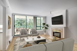 """Main Photo: 4A 338 TAYLOR WAY in West Vancouver: Park Royal Condo for sale in """"West Royal"""" : MLS®# R2605384"""