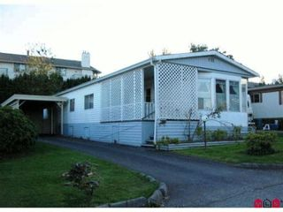 "Photo 3: 74 1884 MCCALLUM Road in Abbotsford: Central Abbotsford Manufactured Home for sale in ""Garden Village"" : MLS®# F2922170"