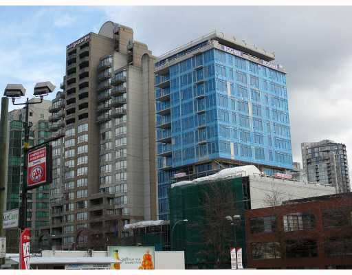 """Main Photo: 1104 1252 HORNBY Street in Vancouver: Downtown VW Condo for sale in """"PURE"""" (Vancouver West)  : MLS®# V702175"""