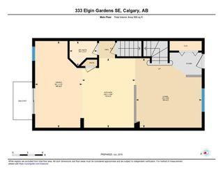 Photo 31: 333 ELGIN Garden SE in Calgary: McKenzie Towne Row/Townhouse for sale : MLS®# C4249507