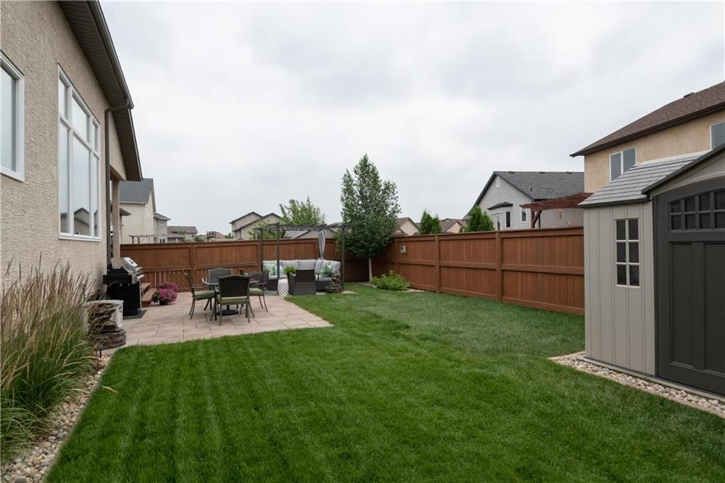 Photo 27: Photos: 22 Vestford Place in Winnipeg: South Pointe Residential for sale (1R)  : MLS®# 202116964