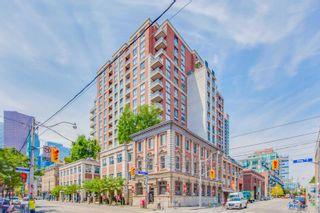 Photo 1: 1605 168 E King Street in Toronto: Moss Park Condo for lease (Toronto C08)  : MLS®# C5303616