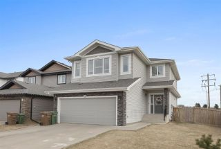 Photo 1: 3 RIVIERE Terrace: St. Albert House for sale : MLS®# E4241727