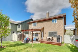 Photo 42: 718 CAINE Boulevard in Edmonton: Zone 55 House for sale : MLS®# E4248900