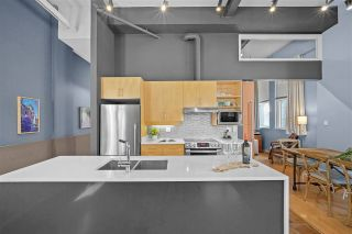 "Photo 5: 301 549 COLUMBIA Street in New Westminster: Downtown NW Condo for sale in ""C2C Lofts"" : MLS®# R2566964"