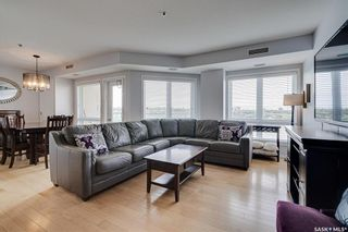 Photo 5: 801 902 Spadina Crescent East in Saskatoon: Central Business District Residential for sale : MLS®# SK863827