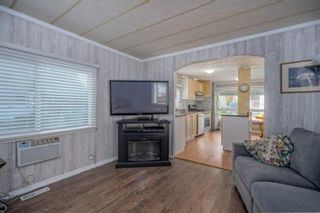 """Photo 12: 182 7790 KING GEORGE Boulevard in Surrey: East Newton Manufactured Home for sale in """"CRISPEN BAYS"""" : MLS®# R2591510"""