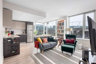 """Photo 1: 305 1919 WYLIE Street in Vancouver: False Creek Condo for sale in """"Maynards Block"""" (Vancouver West)  : MLS®# R2589947"""