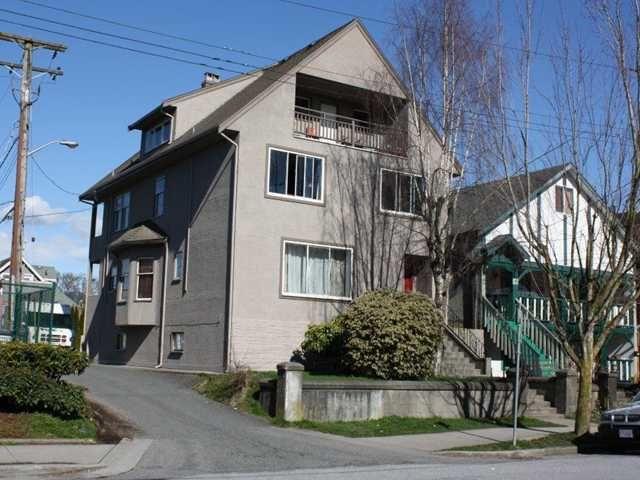 Main Photo: 1727 GRANT ST in : Grandview VE House for sale : MLS®# V935952