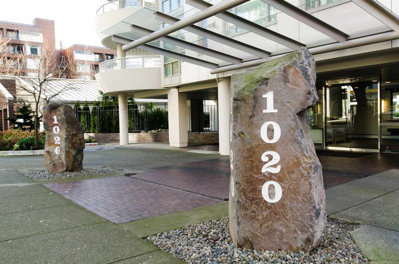 """Main Photo: 805 1020 HARWOOD Street in Vancouver: West End VW Condo for sale in """"CRYSTALLIS"""" (Vancouver West)  : MLS®# R2028018"""