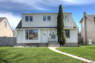 Photo 1: 250 Montgomery Avenue in Winnipeg: Riverview Single Family Detached for sale (1A)  : MLS®# 1913218