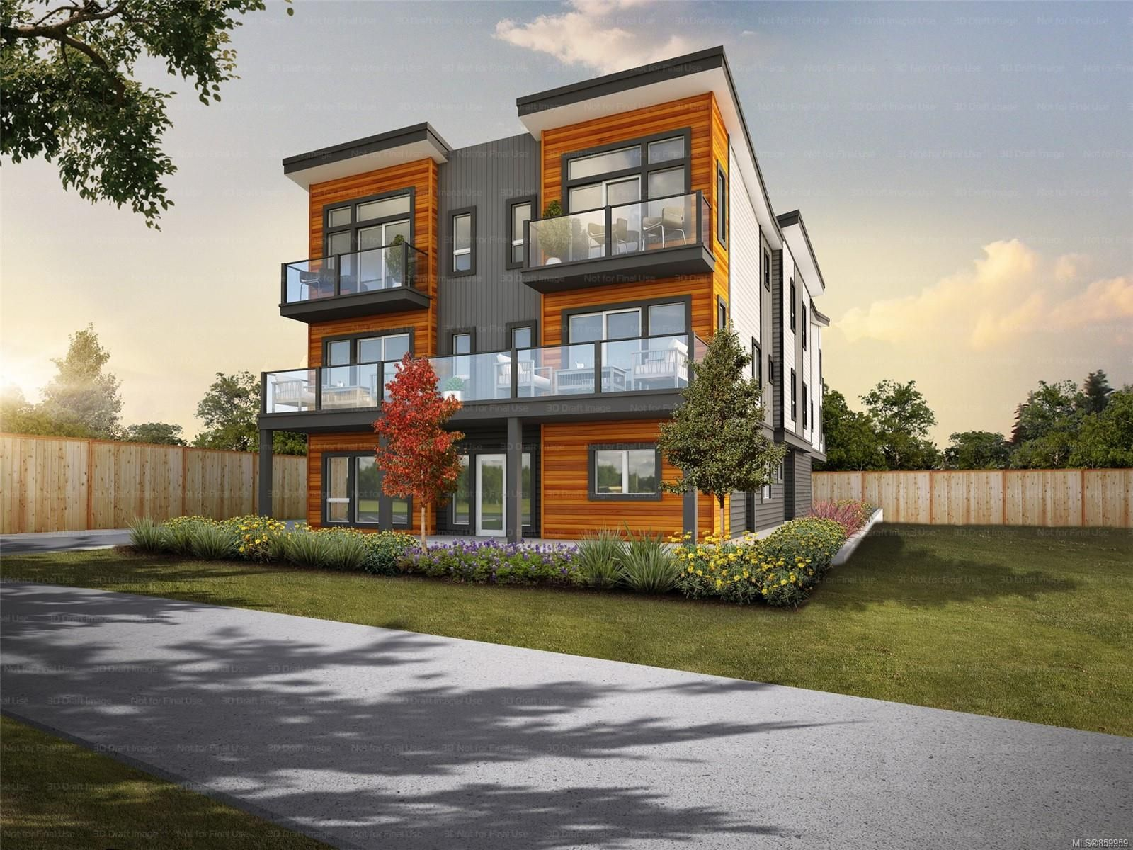 Main Photo: 102 684 Hoylake Ave in : La Thetis Heights Row/Townhouse for sale (Langford)  : MLS®# 859959