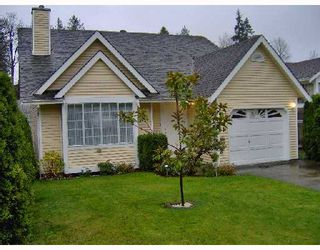 Photo 1: 22524 BRICKWOOD Close in Maple_Ridge: East Central House for sale (Maple Ridge)  : MLS®# V678743