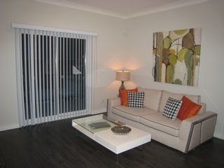 Photo 1: 506 7533 Gilley Avenue in Burnaby: South Slope Townhouse for sale (Burnaby South)