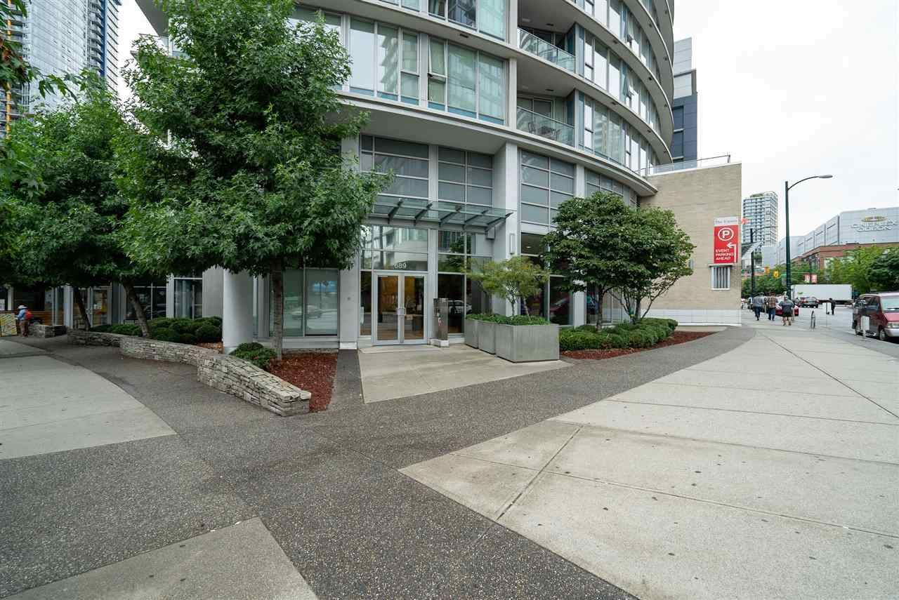 "Main Photo: 202 689 ABBOTT Street in Vancouver: Downtown VW Condo for sale in ""Espana"" (Vancouver West)  : MLS®# R2534680"