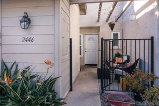 Photo 2: OCEAN BEACH Townhouse for sale : 3 bedrooms : 2446 Camimito Venido in San Diego