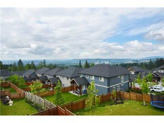 Photo 1: 3420 HARPER Road in Coquitlam: Burke Mountain House for sale : MLS®# V1007655