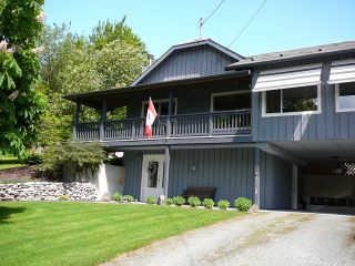 "Photo 1: 30007 GUNN Avenue in Mission: Mission-West House for sale in ""SILVERDALE"" : MLS®# F1300153"