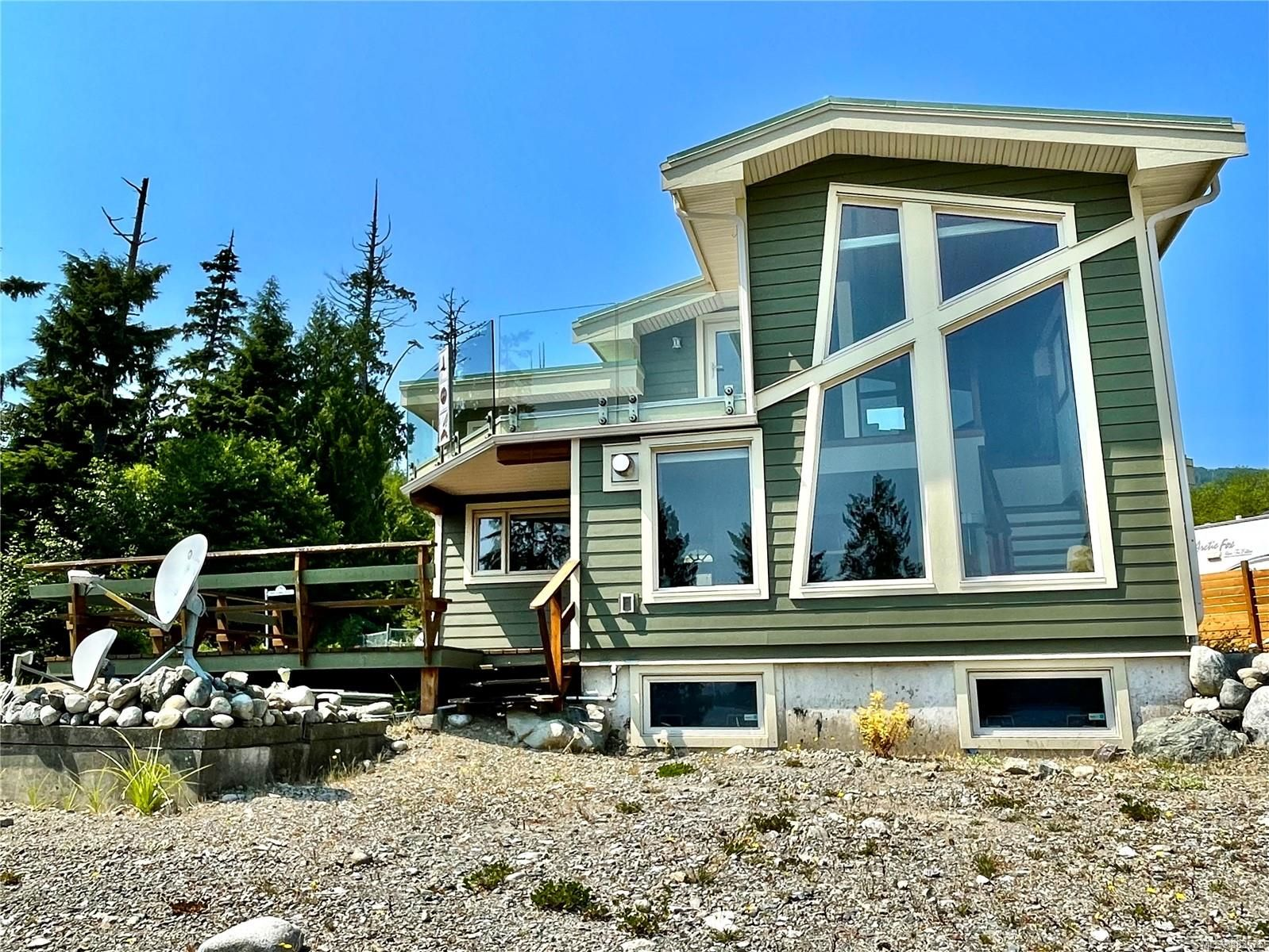 Main Photo: 1154 2nd Ave in : PA Salmon Beach House for sale (Port Alberni)  : MLS®# 883575