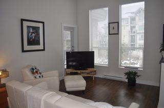 Photo 2: 407 250 FRANCIS Way in New Westminster: Home for sale : MLS®# R2142245