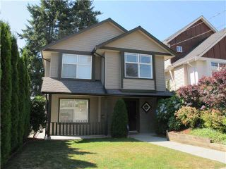 Photo 1: 308 STRAND Avenue in New Westminster: Sapperton House for sale : MLS®# V1021170
