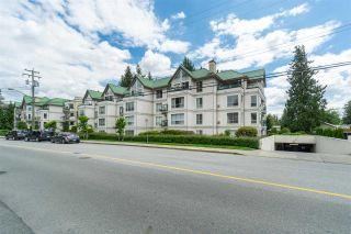 """Photo 1: 107 33280 E BOURQUIN Crescent in Abbotsford: Central Abbotsford Condo for sale in """"Emerald Springs"""" : MLS®# R2526607"""