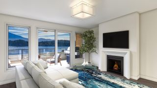 """Photo 1: 204 710 SCHOOL Road in Gibsons: Gibsons & Area Condo for sale in """"The Murray-JPG"""" (Sunshine Coast)  : MLS®# R2611893"""