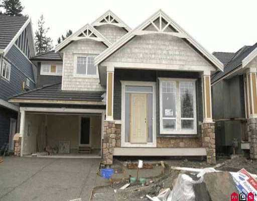 Main Photo: 15050 34A AV in Surrey: Morgan Creek House for sale (South Surrey White Rock)  : MLS®# F2603213