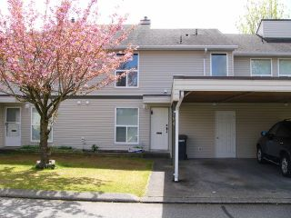 """Photo 1: 194 32550 MACLURE Road in Abbotsford: Abbotsford West Townhouse for sale in """"CLEARBROOKE VILLAGE"""" : MLS®# F1409620"""