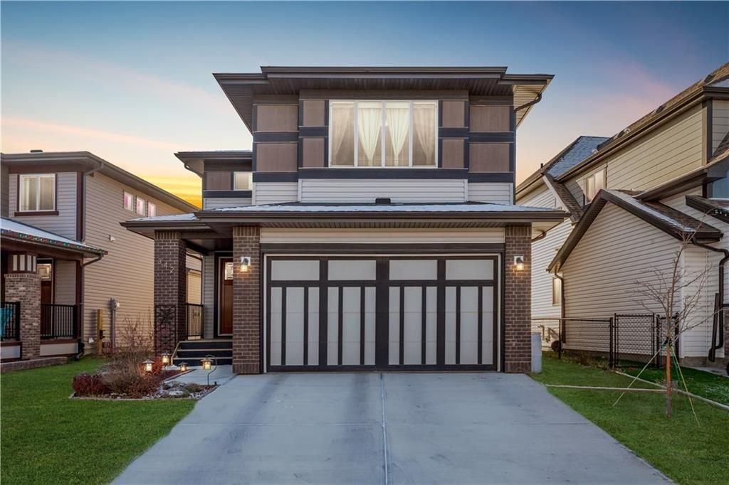 Main Photo: 342 REUNION Green NW: Airdrie Detached for sale : MLS®# C4215805