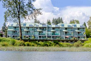 "Photo 1: 6 1850 ARGUE Street in Port Coquitlam: Citadel PQ Condo for sale in ""PORT CITADEL LANDING ON RIVERFRONT"" : MLS®# R2240802"