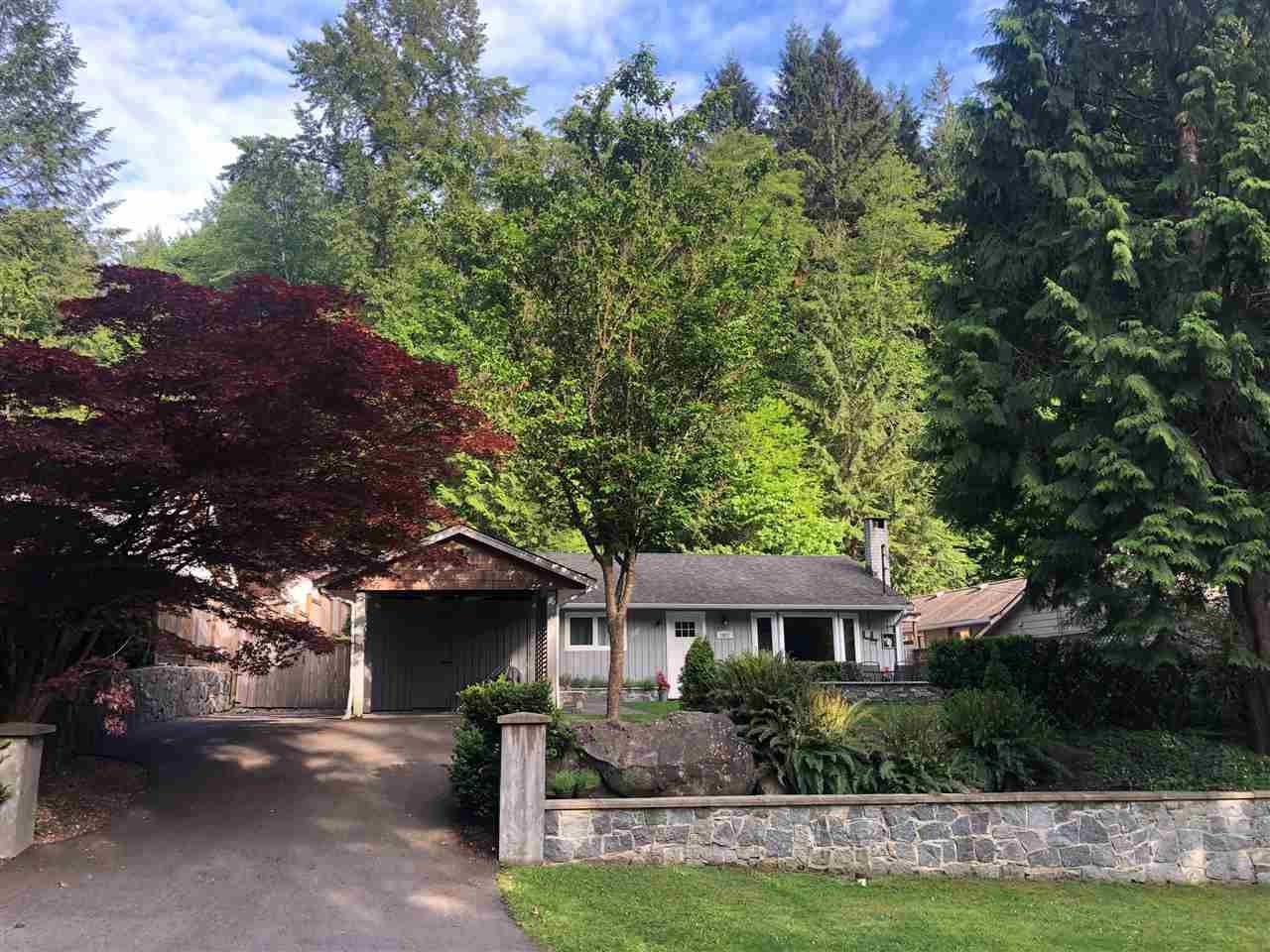 Main Photo: 2062 RIVERSIDE Drive in North Vancouver: Seymour NV House for sale : MLS®# R2584860