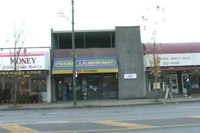 Main Photo: 6445 FRASER STREET: Home for sale (Vancouver East)  : MLS®# V4042066