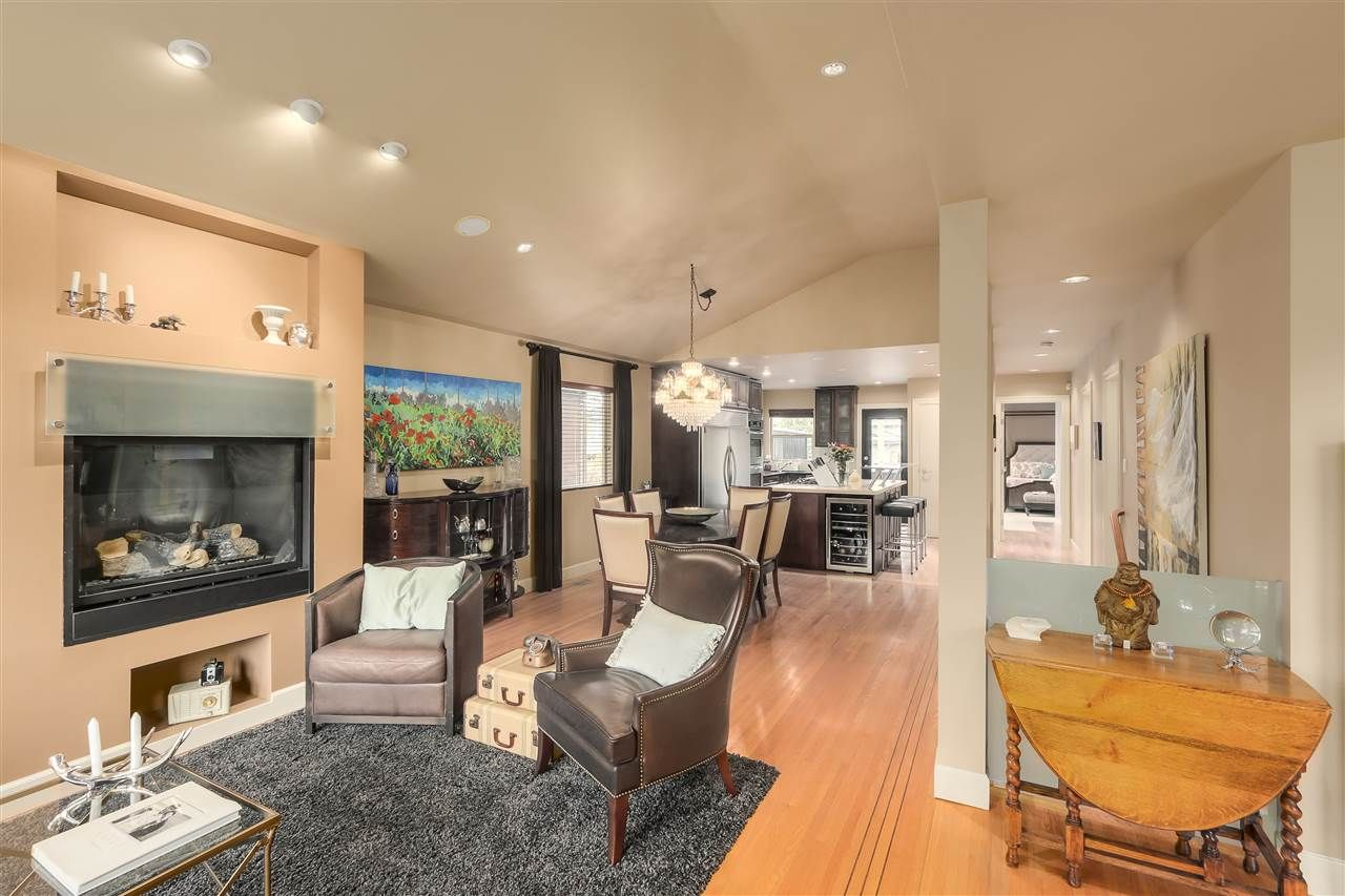 Photo 1: Photos: 4132 ETON STREET in Burnaby: Vancouver Heights House for sale (Burnaby North)  : MLS®# R2255110