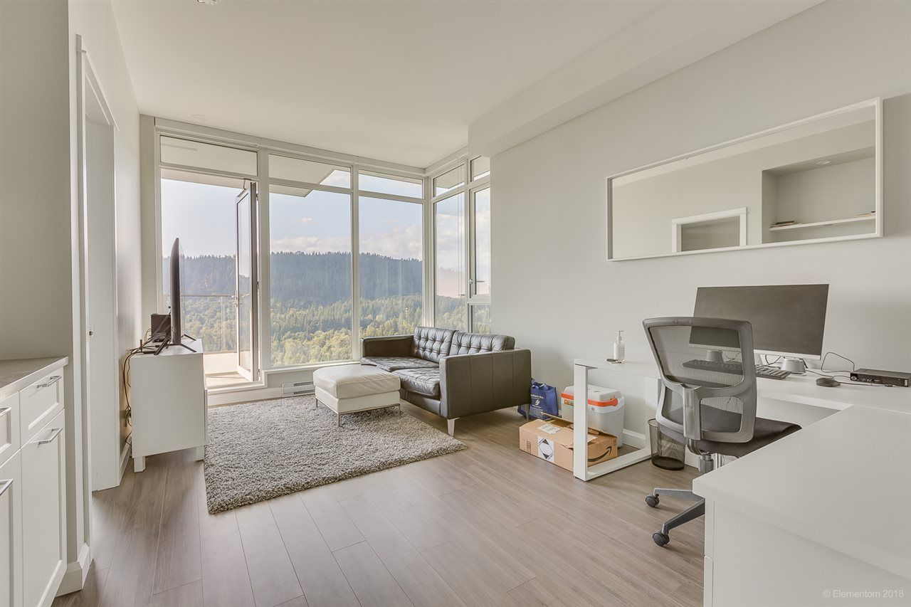 """Photo 18: Photos: 2603 520 COMO LAKE Avenue in Coquitlam: Coquitlam West Condo for sale in """"THE CROWN"""" : MLS®# R2483945"""