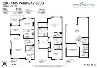 """Photo 37: 326 1465 PARKWAY Boulevard in Coquitlam: Westwood Plateau Townhouse for sale in """"SILVER OAK"""" : MLS®# R2607899"""