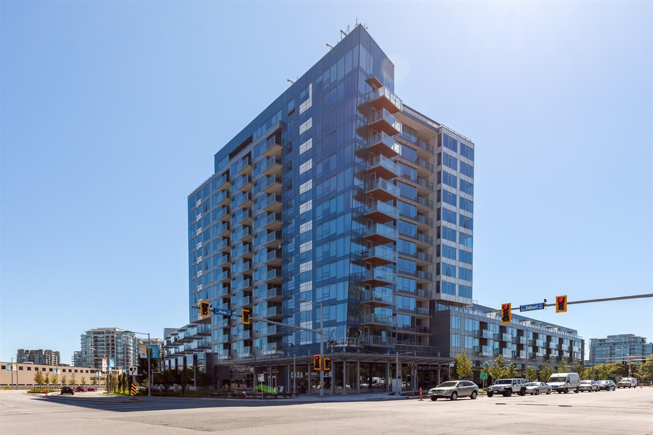 """Main Photo: 617 5233 GILBERT Road in Richmond: Brighouse Condo for sale in """"RIVER PARK PLACE"""" : MLS®# R2197114"""