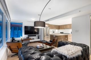 """Photo 1: 208 161 E 1ST Avenue in Vancouver: Mount Pleasant VE Condo for sale in """"BLOCK 100"""" (Vancouver East)  : MLS®# R2525907"""