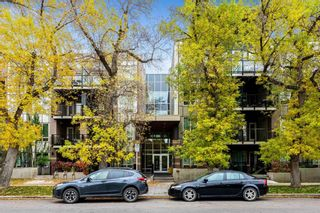 Photo 2: 317 823 5 Avenue NW in Calgary: Sunnyside Apartment for sale : MLS®# A1152361