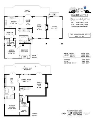 """Photo 39: 7421 CRAWFORD Drive in Delta: Nordel House for sale in """"ROYAL YORK"""" (N. Delta)  : MLS®# R2600663"""