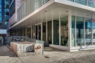 Photo 4: 303 450 8 Avenue SE in Calgary: Downtown East Village Apartment for sale : MLS®# A1076928