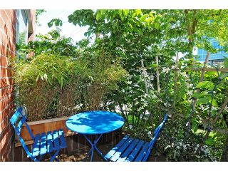 """Photo 9: 2325 ASH Street in Vancouver: Fairview VW Townhouse for sale in """"OMEGA CITIHOMES"""" (Vancouver West)  : MLS®# V846848"""