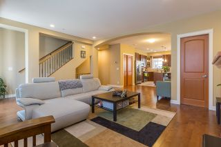 """Photo 2: 120 20738 84 Avenue in Langley: Willoughby Heights Townhouse for sale in """"YORKSON CREEK"""" : MLS®# R2099143"""