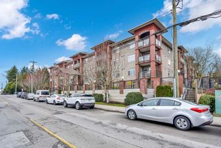 """Photo 1: 201 5516 198 Street in Langley: Langley City Condo for sale in """"MADISON VILLAS"""" : MLS®# R2545884"""