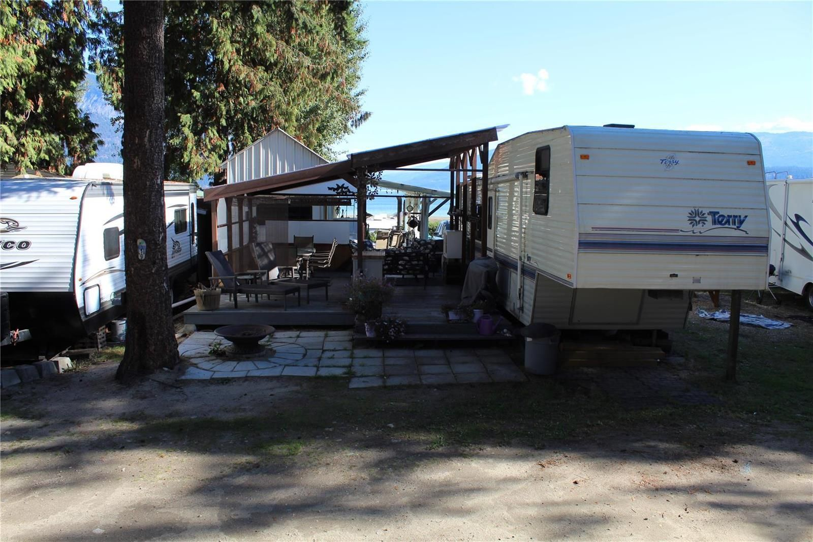 Main Photo: #19 6592 Trans Canada Highway, NW in Salmon Arm: Recreational for sale : MLS®# 10241477