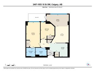 Photo 30: 2407 1053 10 Street SW in Calgary: Beltline Apartment for sale : MLS®# A1130708