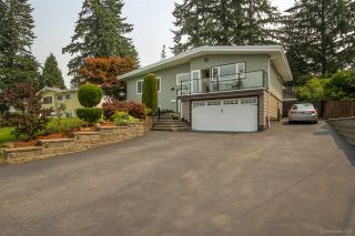 "Photo 1: 871 SEYMOUR Drive in Coquitlam: Chineside House for sale in ""CHINESIDE"" : MLS®# R2196787"