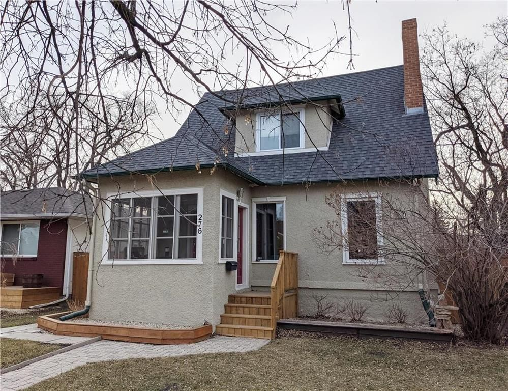 Main Photo: 276 Conway Street in Winnipeg: Deer Lodge Residential for sale (5E)  : MLS®# 202108010