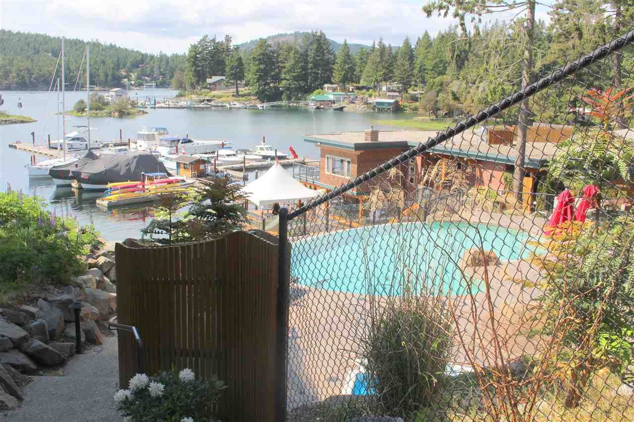 """Main Photo: 25A 12849 LAGOON Road in Pender Harbour: Pender Harbour Egmont Condo for sale in """"PAINTED BOAT RESORT"""" (Sunshine Coast)  : MLS®# R2391967"""