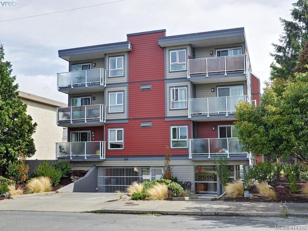 Main Photo: 203 2515 Dowler Pl in VICTORIA: Vi Hillside Condo for sale (Victoria)  : MLS®# 821831